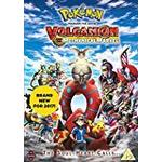 Marvel dvd Filmer Pokemon The Movie: Volcanion and the Mechanical Marvel [DVD]